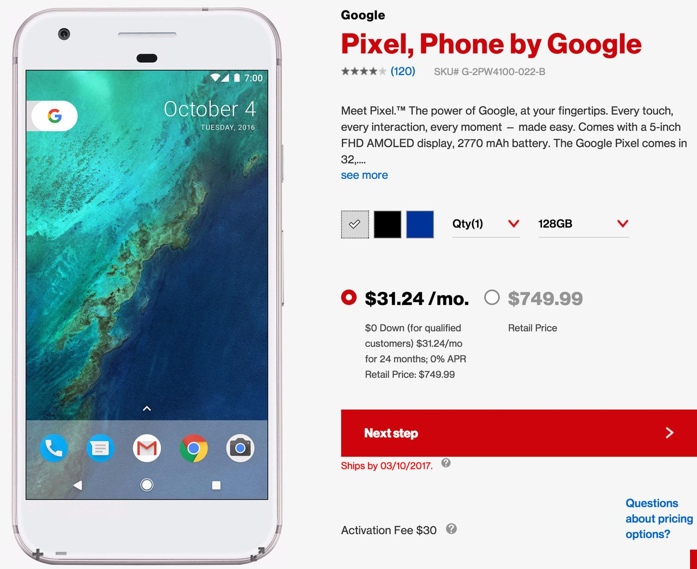 Google is doing a terrible job at shipping its Pixel smartphones