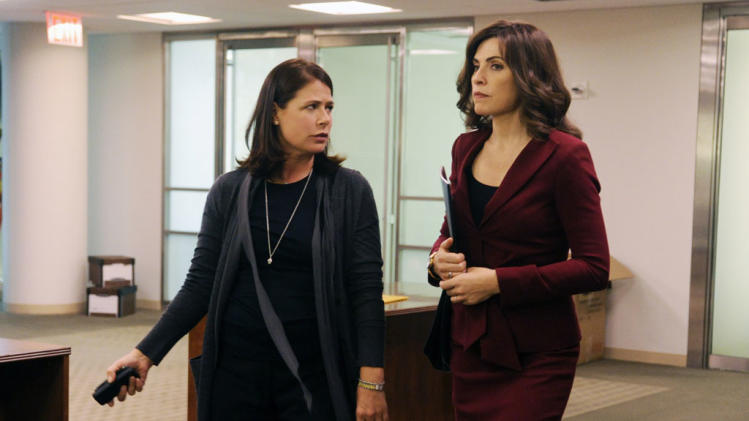 """The Good Wife"" -- ""And The Law Won"""