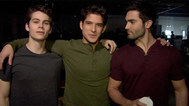 5 'Teen Wolf' Season Three Teases!