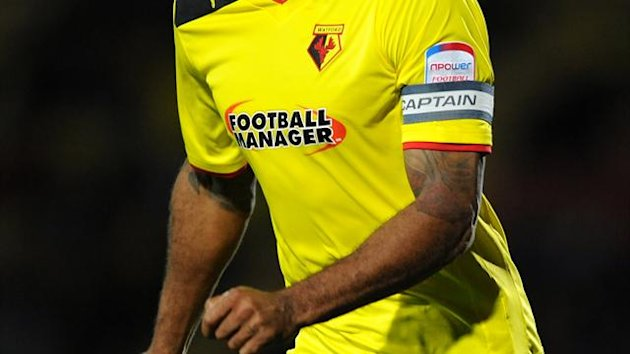 Chris Iwelumo expects to leave Watford