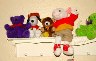 Stuffed Toy Line-Up