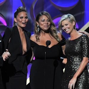 Yahoo Style Editor in Chief Joe Zee Presents at 'Daytime Emmy Awards'