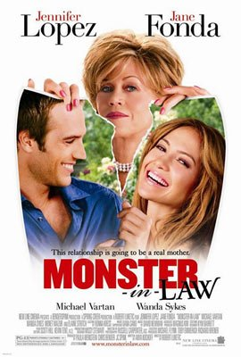 New Line Cinema's Monster-In-Law