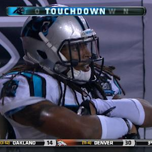 Week 17: Carolina Panthers defense highlights