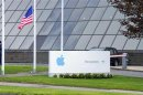 Apple Operations International, a subsidiary of Apple Inc, is seen in Hollyhill, Cork, in the south of Ireland