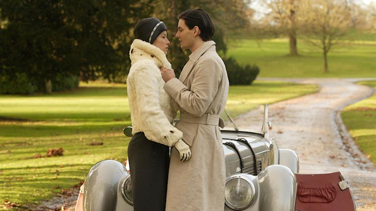 Easy Virtue Sony Pictures Classics Production Photos 2009 Jessica Biel Ben Barnes