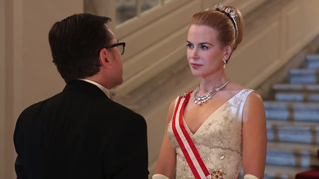 'Grace of Monaco' Writer's Twitter Tell-All Reveals How Nicole Kidman Ended Up in a Lifetime Bomb