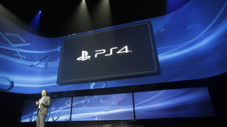 PlayStation 4 unveiled at NY event