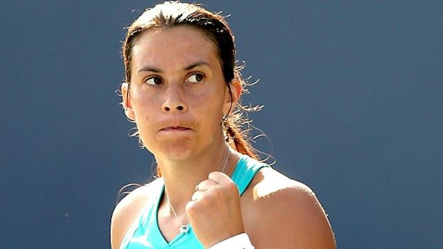 Marion Bartoli of France claims she is being tested more than ever