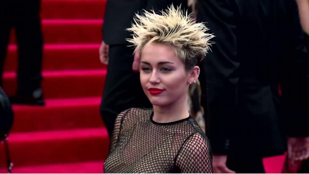 Miley Cyrus Says Alcohol is …