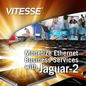 Vitesse Transforms Carrier Model to Monetize Ethernet Business Services