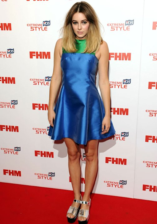 FHM Sexiest Women Awards: Keeley Hazell