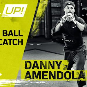 NFL UP!: Danny Amendola - Tennis Ball Hop & Catch
