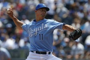 Hamilton, Angels beat Royals 7-0 for 7th straight