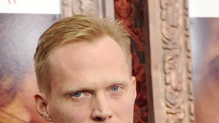 The Tourist 2010 NY Premiere Paul Bettany