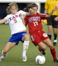 Soccer injuries on the rise for girls