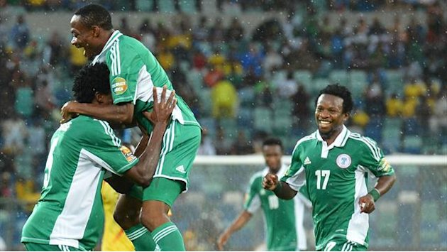 African Cup of Nations - Nigeria hammer Mali to march into final