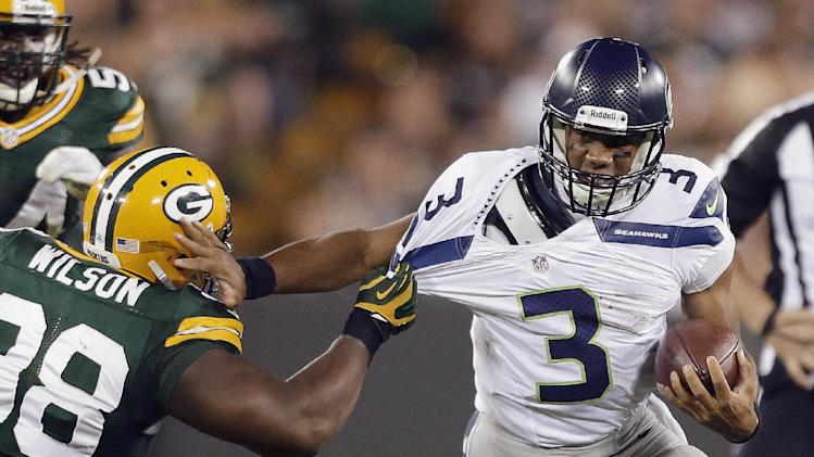 Seahawks to open NFL season vs. Packers
