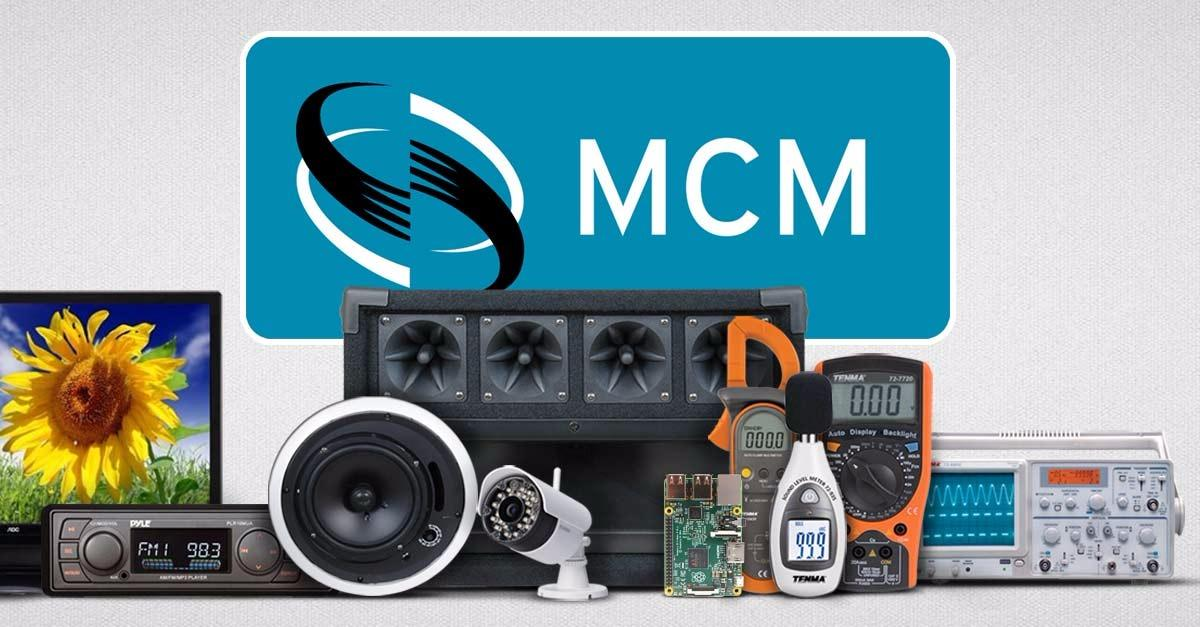 MCM Electronics - Your Connection to Electronics