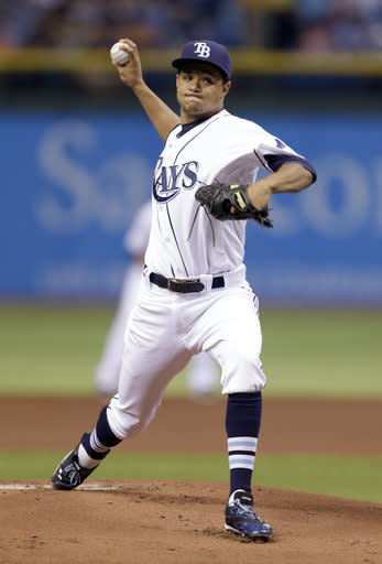 Rays' Archer beats Yankees for the third time