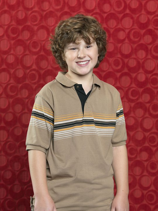 "Nolan Gould stars as Luke in ""Modern Family."""