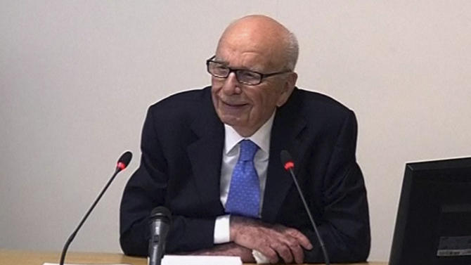 Summary Box: Murdoch quizzed before a UK judge