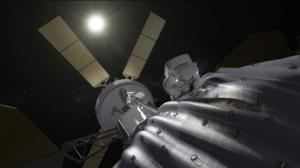 NASA May Slam Captured Asteroid Into Moon (Eventually)