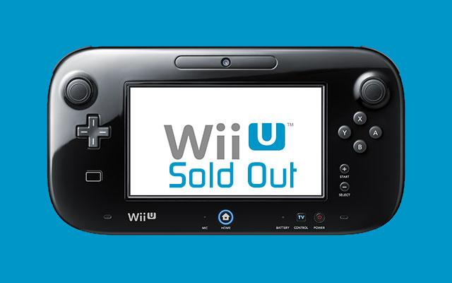Nintendo Wii U Preorders Sell Out at Online Retailers