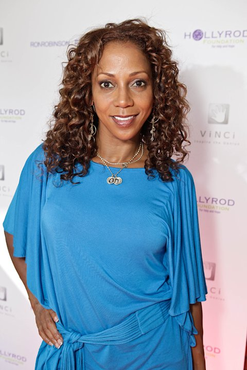 Holly Robinson Peete Birthday
