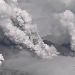 31 feared dead after Japan volcano eruption