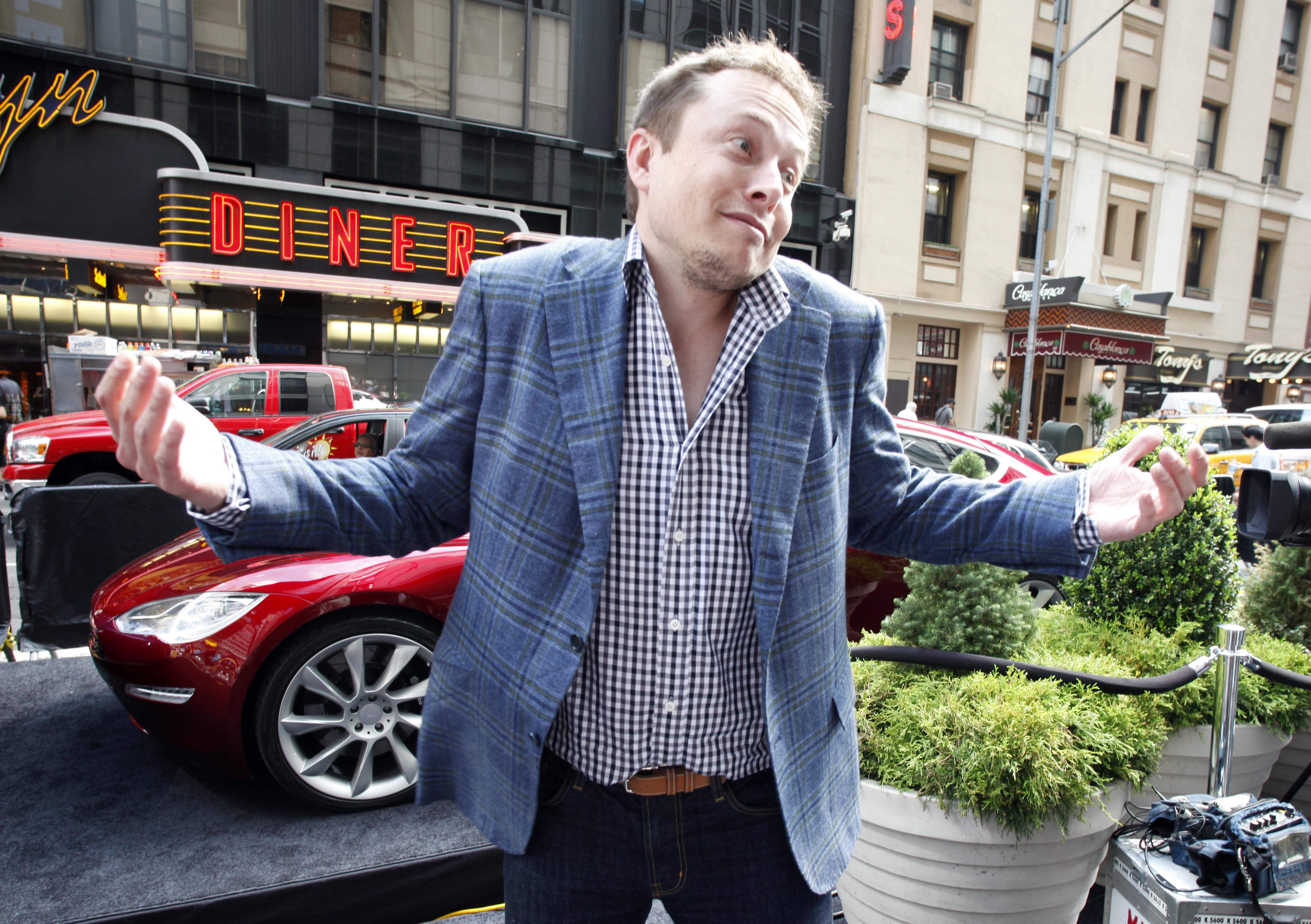 Sorry Burners, Elon Musk says he never toured a 4,000 acre property to build a permanent Burning Man city