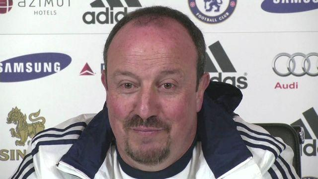 Benitez pleased with Torres contribution [AMBIENT]