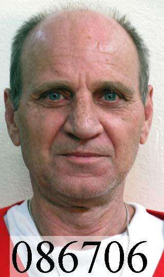 by the Kentucky Department of Corrections shows death row inmate