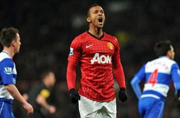 Nani scores double as a Manchester United XI win 2-0 at Crewe