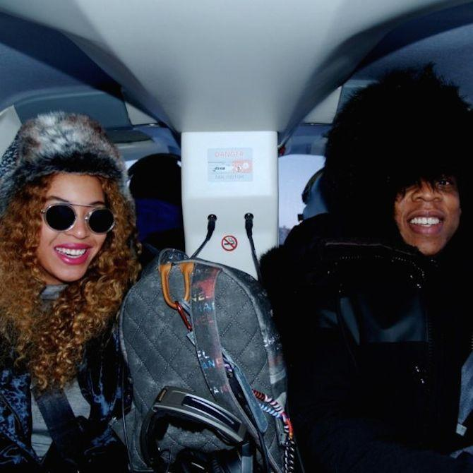 Crucial Update: How To Be Good at Winter, A Bey and Jay Z Guide