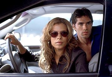 Lisa Vidal and Eduardo Verastegui in 20th Century Fox's Chasing Papi