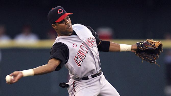 FILE: Reds SS Barry Larkin Elected To Hall of Fame