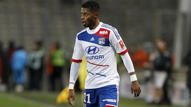 FOOTBALL 2012 Lyon - Bastos
