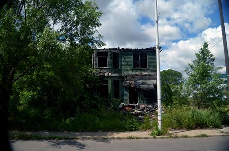Michigan to Spend $100M of Housing Grant to De-Blight Detroit