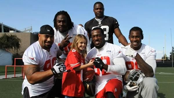 Nine-year-old Utah girl invited to visit 49ers