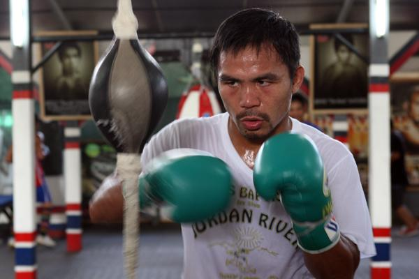 Pacquiao in GenSan