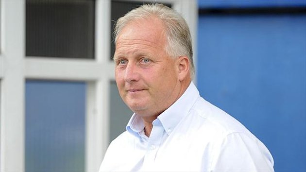Kevin Blackwell of Bury (PA Sport)