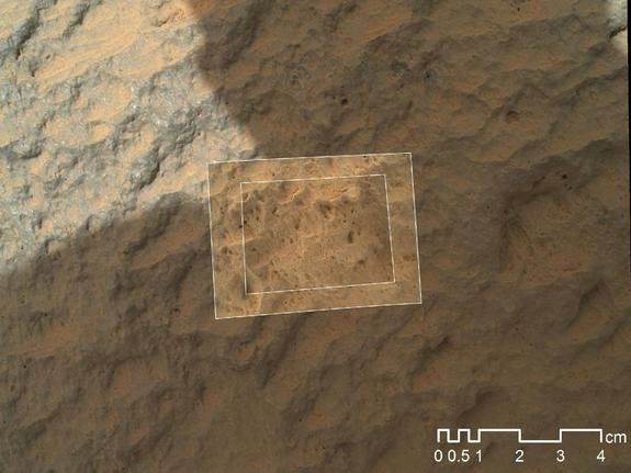 Curiosity Rover Touches 1st Martian Rock, Makes Longest Drive Yet