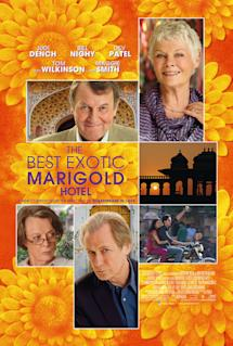 Poster of The Best Exotic Marigold Hotel Sequel