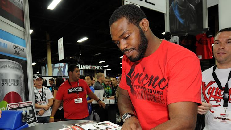 UFC Fan Expo Las Vegas 2012 - Day 1