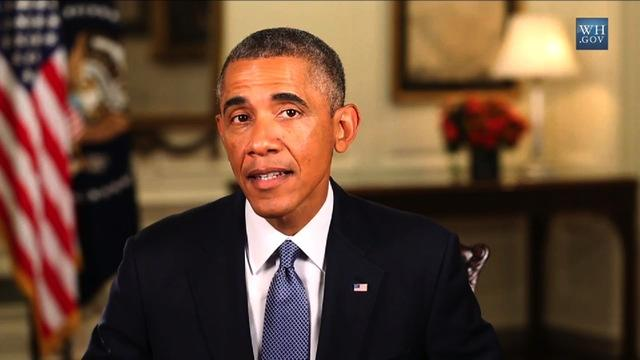 "Obama: Congress approving ISIS plan sends ""powerful signal"""