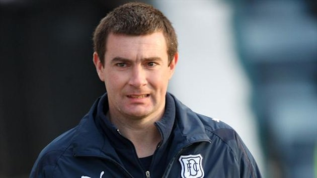 Barry Smith believes Dundee should have come away with at least a point