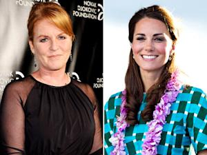 "Sarah Ferguson Has ""Total Empathy"" for Kate Middleton After Topless Photo Scandal"