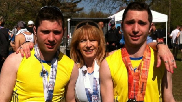 Autistic Twin Runners Make Strides at 2013 New York City Marathon (ABC News)