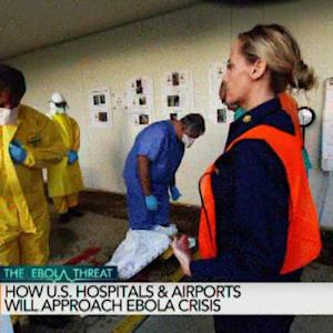 How U.S. Hospitals and Airports Will Approach Ebola